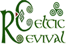 Celtic Revival Logo